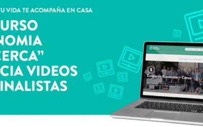 """CONCURSO """"ECONOMIA MAS CERCA"""" ANUNCIA VIDEOS SEMIFINALISTAS"""